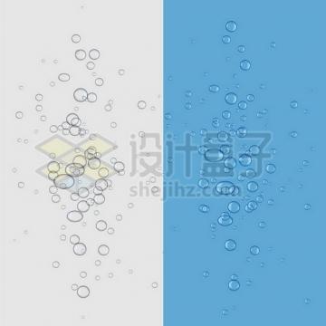 水中冒出来的气泡水泡879469png矢量图片素材