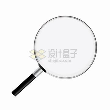 镜片很大的放大镜png图片免抠矢量素材