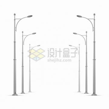 现代化的路灯灯杆5736271png图片素材