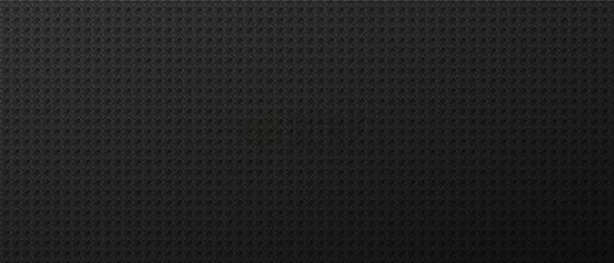 方格花纹组成的金属质感黑色背景图png图片免抠矢量素材