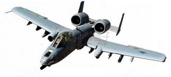 A10疣猪攻击机png免抠图片素材