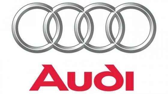 豪华汽车品牌奥迪汽车标志大全及名字图片免抠素材
