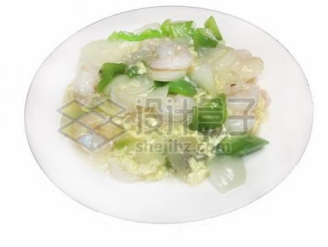 洋葱炒虾仁751508png免抠图片素材