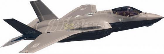 美国空军F35肥电战斗机侧视图659743png免抠图片素材