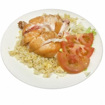 鸡腿饭和蛋炒饭644681png免抠图片素材