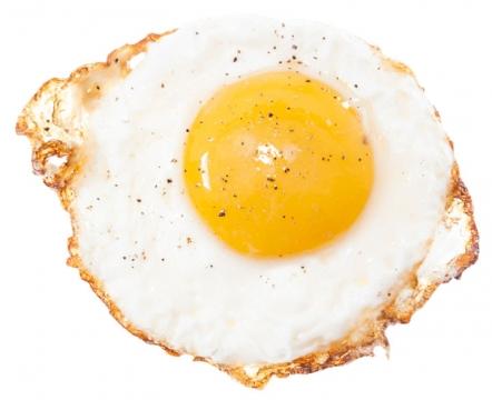 加了孜然的美味煎蛋荷包蛋美食图片免抠素材