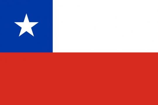 标准版智利国旗图片素材