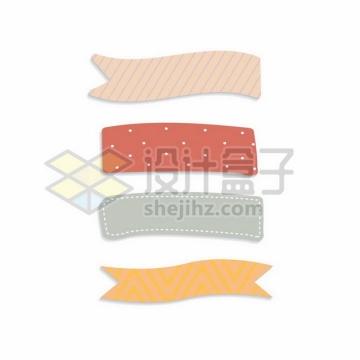 孟菲斯风格糖果色标签190973png图片素材