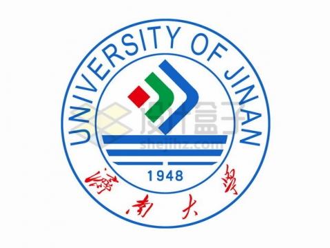 济南大学校徽logo标志png图片素材