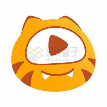 虎牙直播APP logo标志png图片素材