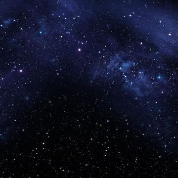 深蓝色夜晚的夜空星空天空701882png图片素材