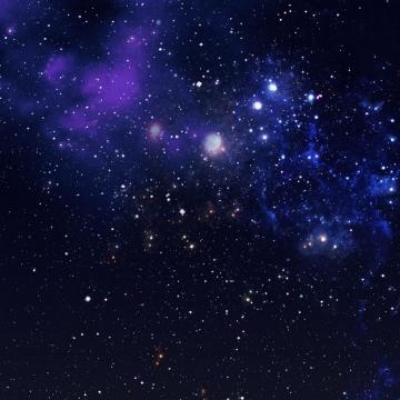 紫色夜晚的夜空星空天空257632png图片素材