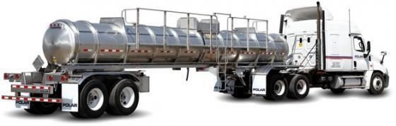 白色槽罐车油罐车危险品运输卡车特种运输车727648png图片素材