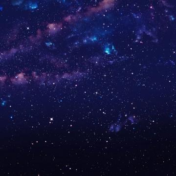 紫色夜晚的夜空星空天空889506png图片素材