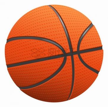 逼真的高清篮球png图片免抠矢量素材832642