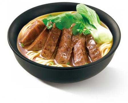 一碗美味的加州牛肉面美食面条png图片免抠素材