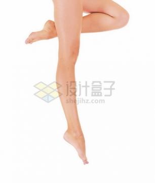 笔直和弯曲的美腿8742152png免抠图片素材