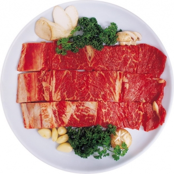 切好的牛肉片921762png图片素材