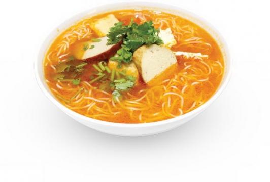 一碗美味的的香干西红柿汤面美食面条png图片免抠素材
