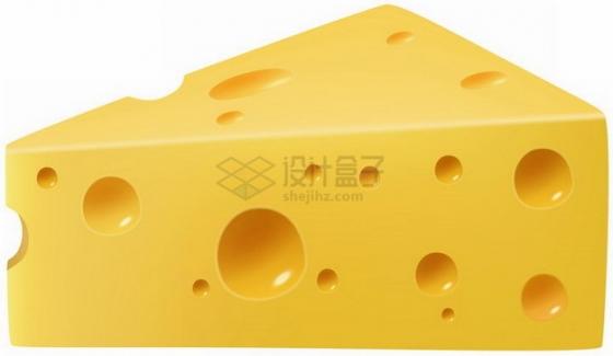 帕马森干酪美味奶酪png图片素材