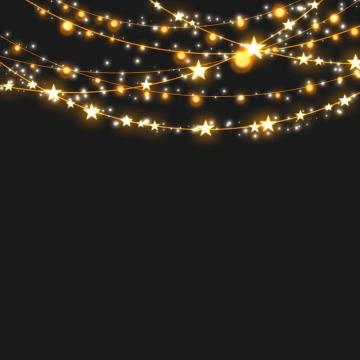 创意彩灯带发光灯光效果560555PSD免抠图片素材