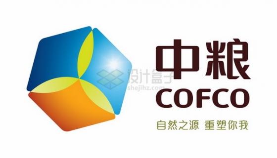 中粮集团logo世界中国500强企业标志png图片素材