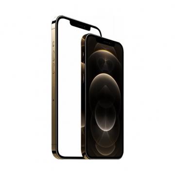 金色苹果iPhone 12手机样机873001png图片免抠素材